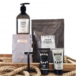 Soap & Shave Charcoal Musk